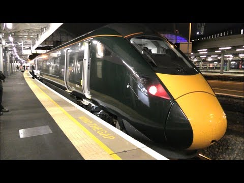 BRAND NEW! GWR Class 800 - Hitachi Intercity