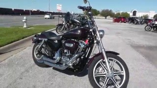 9. 462007 - 2006 Harley Davidson Sportster 1200 Custom XL1200C - Used Motorcycle For Sale