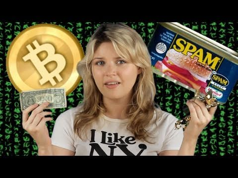 ROCKETBOOM - What are bitcoins? Molly explains in today's episode. Click here for show notes: http://bit.ly/iWdm3L Tweets: @rocketboom Facebookery: facebook.com/rocketboo...