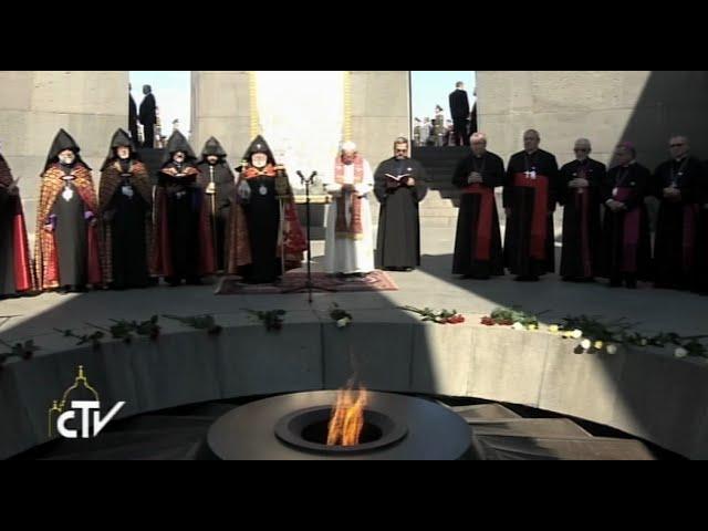 Viaje del Papa Francisco a Armenia
