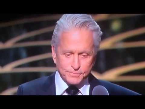 Michael Douglas au César 2016