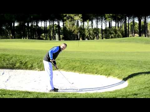 Golf tips: Master delicate bunker shots