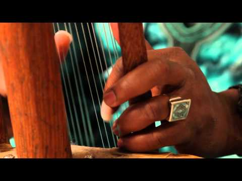 Mamadou Diabate - Jamanadiara Performance on Kora