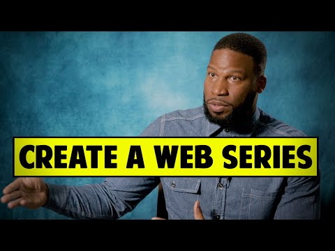 How To Create And Sell A Web Series - Dui Jarrod