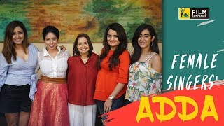Anupama Chopra does an interview with India's leading singers Neeti Mohan, Neha Bhasin, Jonita Gandhi & Aditi Singh Sharma ...