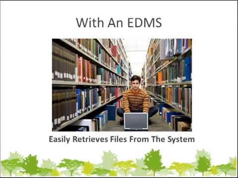 Going Paperless with Electronic Document Management System EDMS