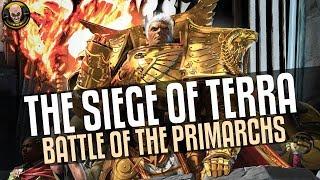 The Siege of Terra: Primarch Battles