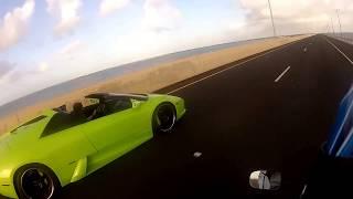 8. 2006 Honda CBR1000RR Vs  Lamborghini Murcielago