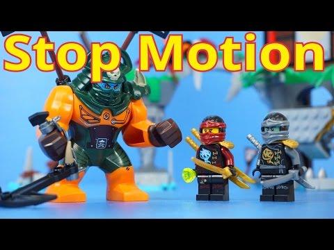 Vidéo LEGO Ninjago 70604 : L'île de la Veuve du Tigre