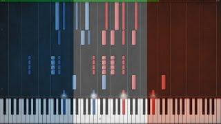 La Marseillaise - National Anthem of France [Piano Tutorial]