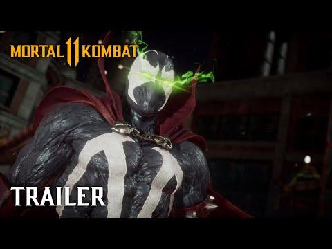 Spawn Gameplay Trailer de Mortal Kombat 11