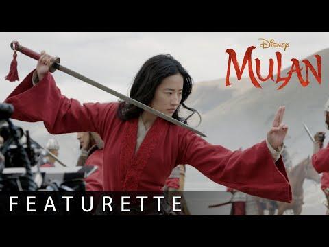 Disney's Mulan | Stunt Featurette