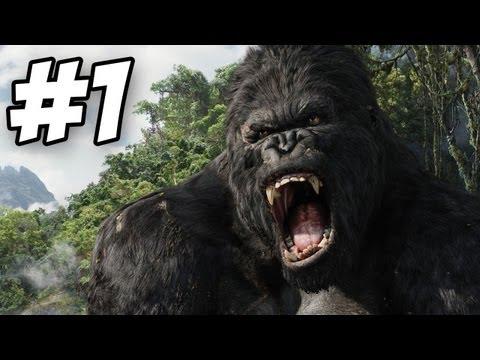 King Kong GameCube