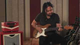Video Nigel Hendroff - Scarlett 30 - Stratocaster MP3, 3GP, MP4, WEBM, AVI, FLV Juni 2018