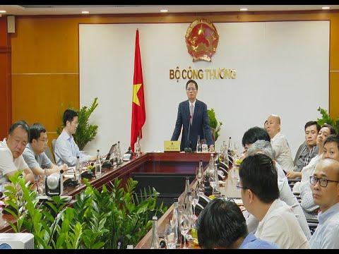 Bộ Công Thương đề xuất 5 nhóm nội dung, giải pháp tại Hội nghị Thủ tướng với Doanh nghiệp 2020