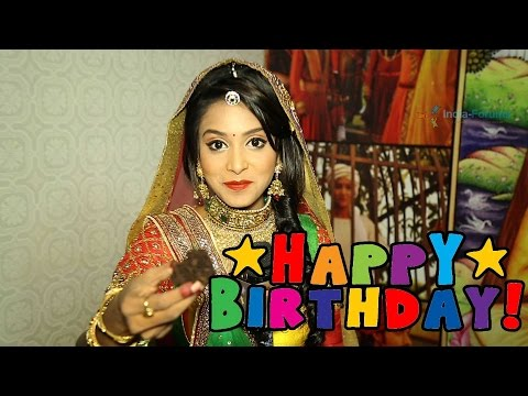 Pretty Rachna Parulkar celebrates her birthday