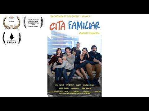 2x01 Serie Web Cita Familiar segunda temporada