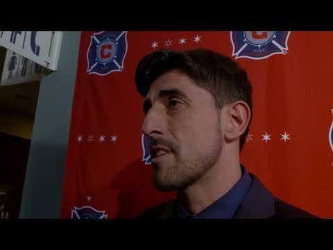 Video: 2018 MLS SuperDraft Reaction | Veljko Paunovic