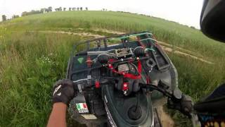 8. Yamaha Grizzly bruin 350 offroad