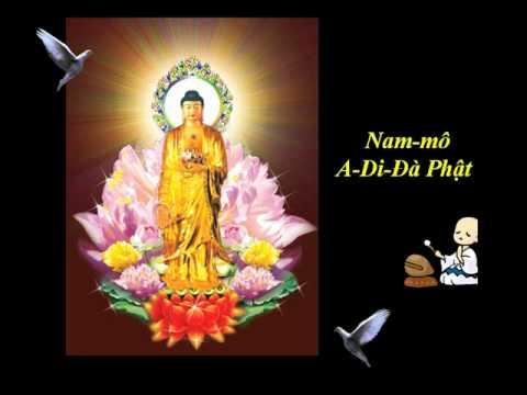 Tụng Kinh Phật A Di Đà (Âm)