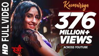 Video Full Video: Kamariya | STREE | Nora Fatehi | Rajkummar Rao | Aastha Gill, Divya Kumar |Sachin- Jigar MP3, 3GP, MP4, WEBM, AVI, FLV Juni 2019
