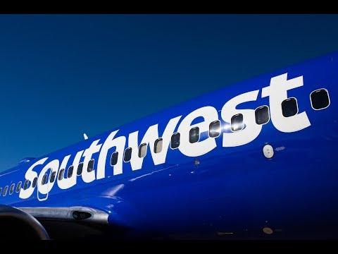 Southwest Airlines Digital Wayfinding & Prototype