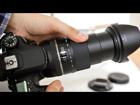 VC - Here we go with a ground-breaking new lens from Tamron. With its super-zoom range of 16-300mm (!) there will be few things of which this lens cannot take som...