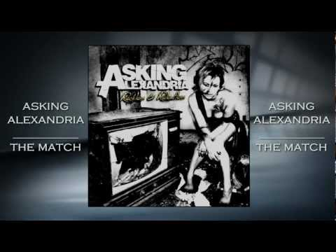 Asking Alexandria The Match (en Español)