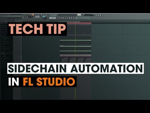 Tech Tip - Sidechain Automation in FL Studio