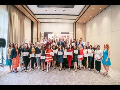 AmChamps 2018: Ceremonija dodele diploma
