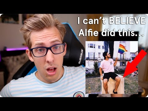I Can't BELIEVE Alfie Did This...