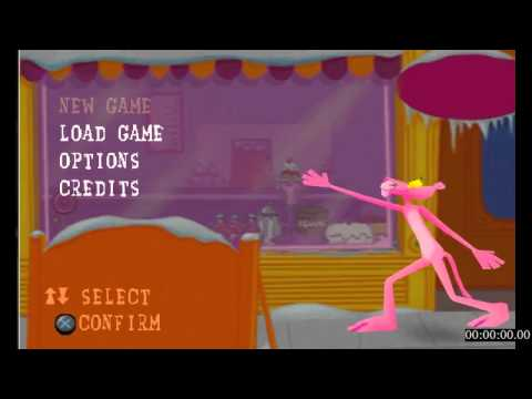 Pink Panther Games Demo