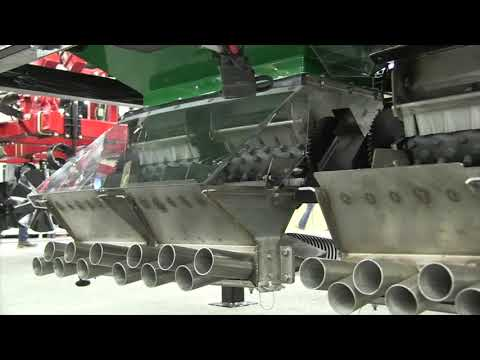Salford Goes Onboard With Planter-mounted Fertilizer Applicator