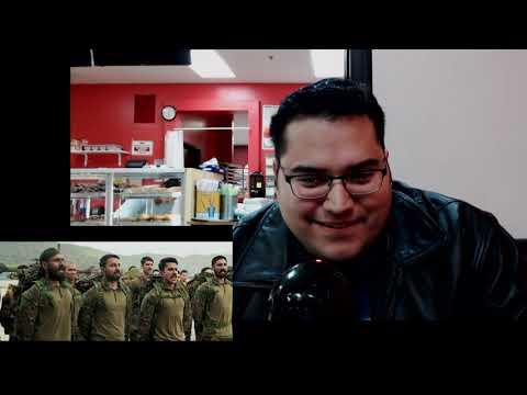 U.S. Marine Reacts To Uri Trailer | Vicky Kaushal | American Reaction