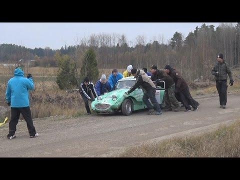XL Rantaralli 2016 (crash & action)