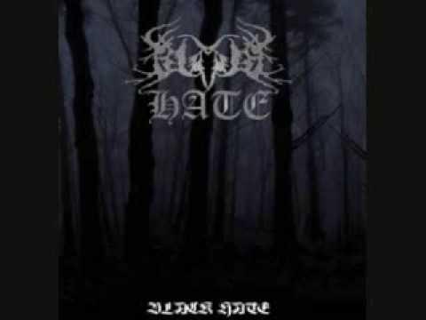 Tekst piosenki Black Hate - Transilvanian Hunger (Darkthrone cover) po polsku