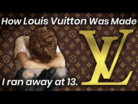 The Homeless Boy Who Invented Louis Vuitton