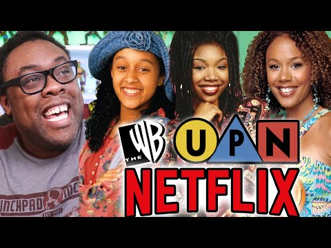 So NETFLIX is Bringing Back UPN and THE WB...