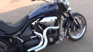 8. Yamaha XV1700 Warrior 2006 Custom! 260mm
