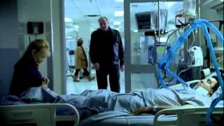 The Sopranos - Tony Visits Silvio In The Hospital