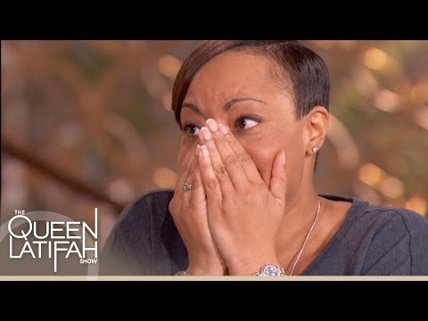 Surprise Proposal for an Atlanta Couple on The Queen Latifah Show