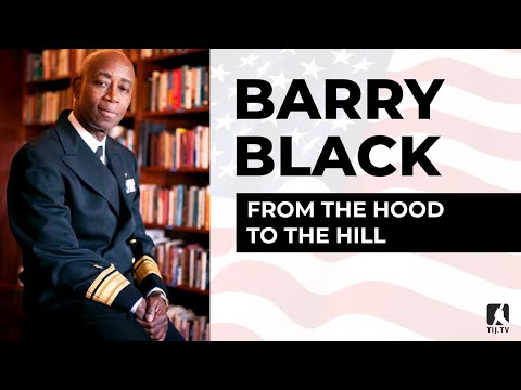 Barry Black - From the Hood to the Hill