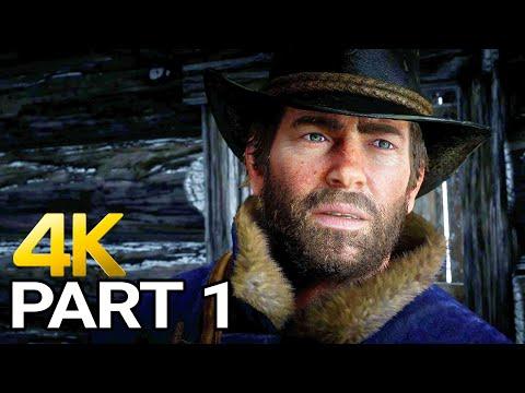 Red Dead Redemption 2 Gameplay Walkthrough Part 1 - RDR2 PC 4K 60fps