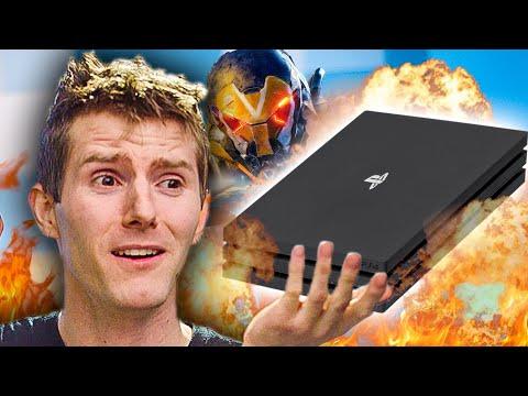 Now EA's KILLING Playstations...?