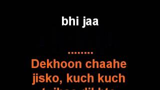 Video Aa bhi ja, aa bhi ja Karaoke song MP3, 3GP, MP4, WEBM, AVI, FLV Agustus 2018