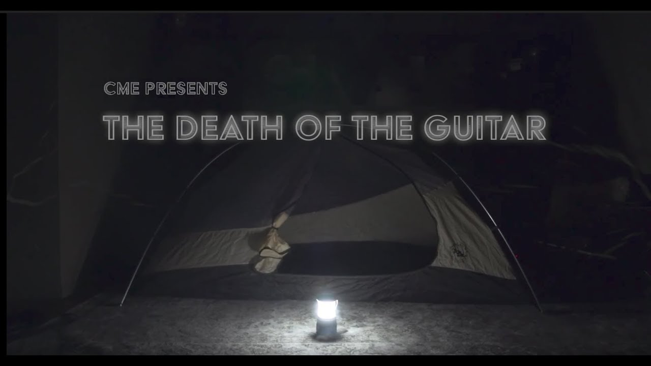 CME Presents: The Death of the Guitar