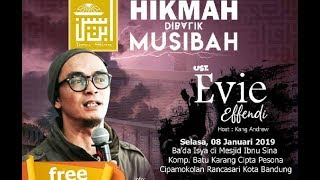 Video Evie Effendi - Hikmah di Balik Musibah (Maret 2019) MP3, 3GP, MP4, WEBM, AVI, FLV September 2019