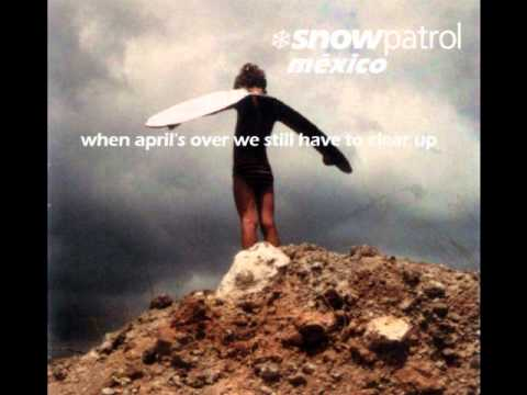 Snow Patrol - Workwear Shop lyrics