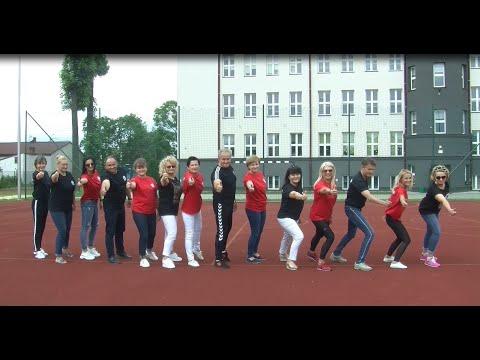 """Włoszczowski Oddział ZNP """"pompuje"""" w ramach akcji #GaszynChallenge"""