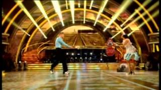 Nicky Byrne SCD Week 8 The Charlston (with rehearsals and Judges)